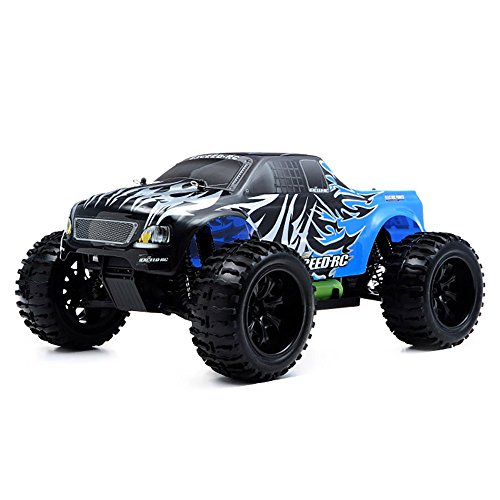 Exceed RC 1/10 2.4Ghz Electric Infinitive EP RTR Off Road Truck Sava Blue
