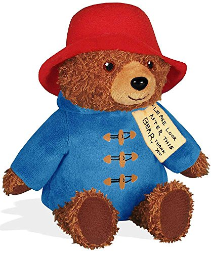 Paddington Bear Teddy Bear Stuffed Animals 6.5
