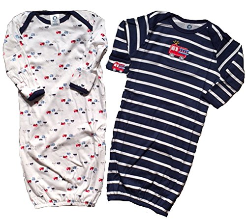 Gerber Baby Boys Pack Gowns
