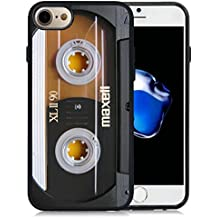 Deal Market LLc - retro cassette player tape - For the Apple iPhone X, 10 (5.8 inch). Made and shipped from the USA