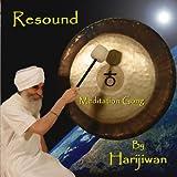 Resound Meditation Gong by Harijiwan