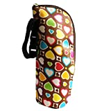 Changeshopping Baby Thermal Feeding Bottle Warmers Mummy Tote Bag Hang Stroller (Colorful)