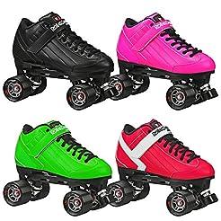 Roller Derby Elite Stomp-5 Roller Skates...