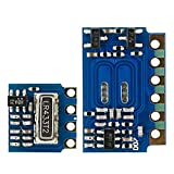 433mhz module - OLSUS 433Mhz RF Transmitter Module & Receiver Module Link Kit for Arduino Wireless Doorbell/Smart Home etc