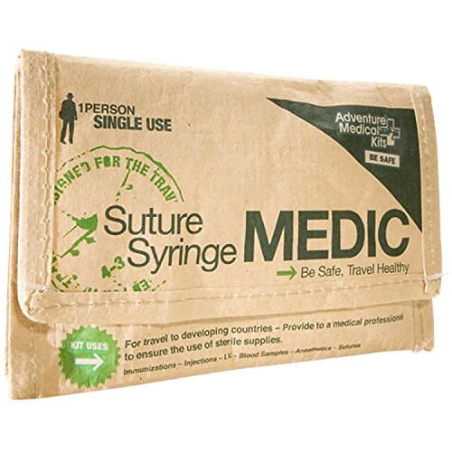 Suture Syringe Medic First Aid Kit (Medic First Aid)