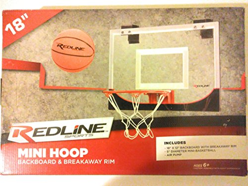 REDLINE SPORTS MINI BASKETBALL HOOP 18