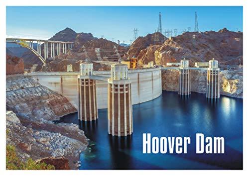 - Hoover Dam, Arizona, AZ, Colorado River, Boulder Dam, Bridge, Travel, Souvenir, Refrigerator, Locker Gift Magnet 2 x 3 Fridge Magnet