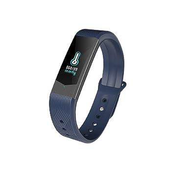 ML Reloj Digital Deportivo para Hombres, la aplicación Recuerda la frecuencia Cardiaca, el sueño