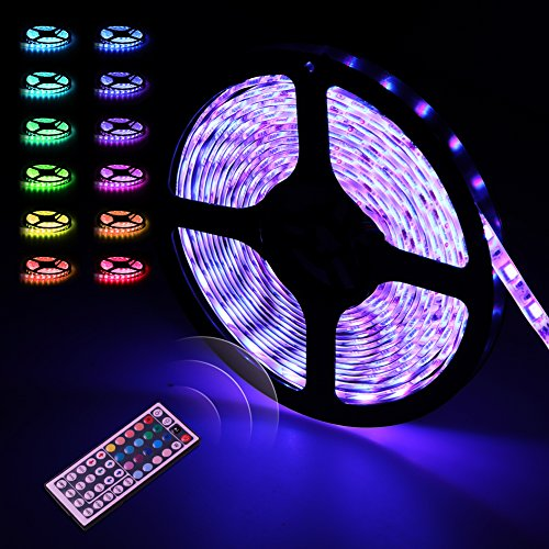 FAIL: LED Strip | LED Streifen | infinitoo 5M 5050 RGB 300er LEDs ...