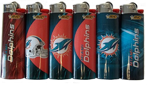 BIC Dolphins Officially Licensed Cigarette