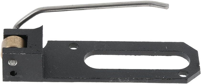 Sharplace Repose Fl/èches pour Arc Rcourb/é en Acier Inoxy Outil De Fixation Cl/é M/âle avec Vis