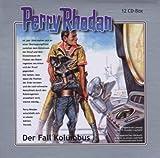 Perry Rhodan, Silber Edition - Der Fall Kolumbus, 12 Audio-CDs