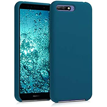 Amazon.com: kwmobile TPU Silicone Case for Huawei Y6 (2018 ...