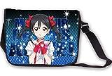 Siawasey Anime Love Live! Cosplay Handbag Messenger Bag Backpack Shoulder Bag