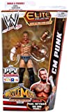 WWE Elite Collection Exclusive Best of Pay-Per-View 2013 CM Punk Action Figure (Build Paul Heyman)