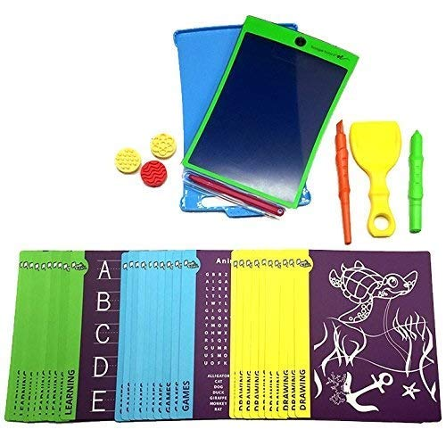 Boogie Board Magic Sketch LCD Writing Screen Doodle Trace Art Supplies Kids Toy Draw WLM8 13406