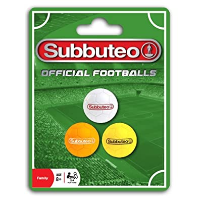 Paul Lamond Subbuteo Balls Set: Toys & Games [5Bkhe1106070]
