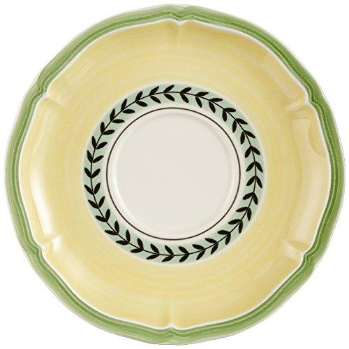 Villeroy Boch French Garden 10-2281-1250 & Fleur Breakfast Cup Saucer, 17 cm