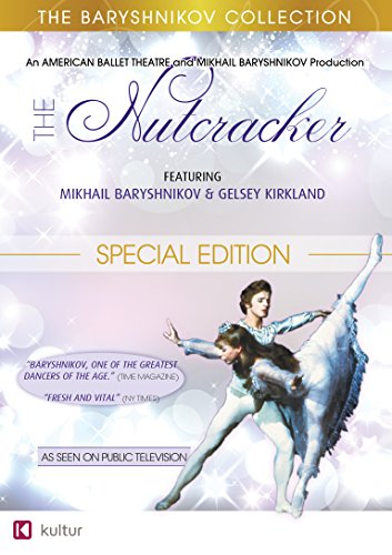 The Nutcracker / Baryshnikov, Kirkland, Charmoli (Best Classic Christmas Cookies)
