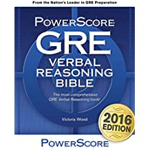 The PowerScore GRE Verbal Reasoning Bible