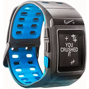nike sportwatch gps powered by tomtom black volt running gps units gps. Black Bedroom Furniture Sets. Home Design Ideas