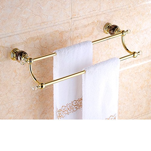 Outlet Marble Towel Rack Copper Towel Bar Antique Bathroom