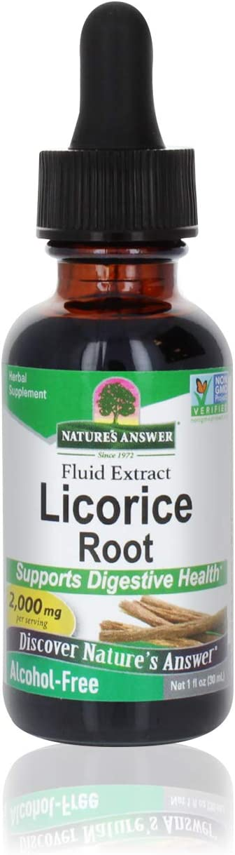 Nature's Answer Licorice Root