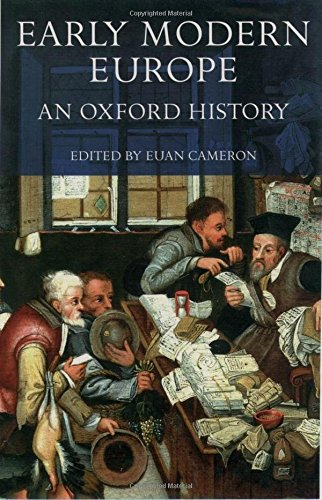 Download Early Modern Europe: An Oxford History ebook