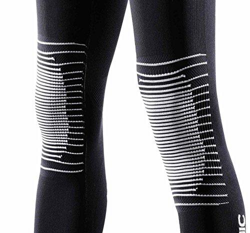 X-Bionic adultos Función Ropa Lady Energizer MK2UW Pants Long Negro
