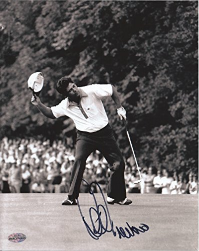 Lee Trevino Hand Signed / Autographed 8 x 10 Photo by VIP Memorabilia