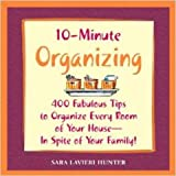 10-Minutes Organizing Book 36 pcs sku# 1909360MA
