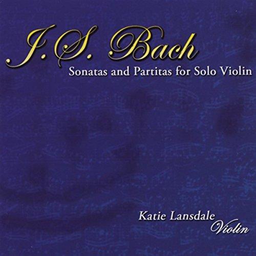 (J.S. Bach: Sonatas and Partitas for Solo Violin)