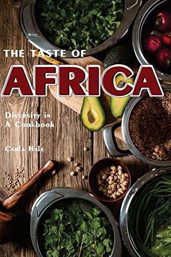 Books : The Taste of Africa: Diversity in A Cookbook