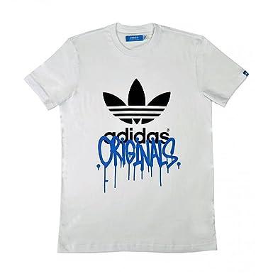 innovative design 70143 69c94 adidas - Camiseta de running para hombre, tamaño XS, color azul