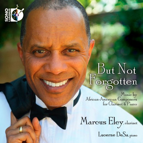 UPC 053479215628, But Not Forgotten: Music by African-American Composers for Clarinet & Piano