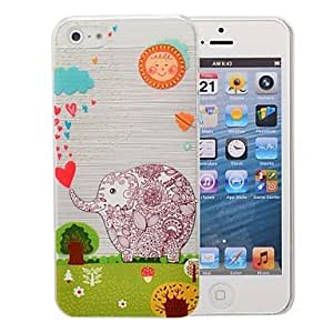 YULIN iPhone 5/iPhone 5S compatible Special Design Back Cover