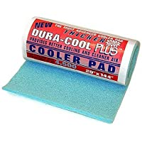 Dial Mfg 3078 29 x 144 Roll High Efficiency Foamed Polyester Cooler Pad