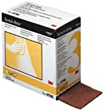 Scotch-Brite(TM) Clear Blend Prep Scuff 07745, Aluminum Oxide, 15' Length x 4-3/4'' Width, Gold  (Pack of 1)