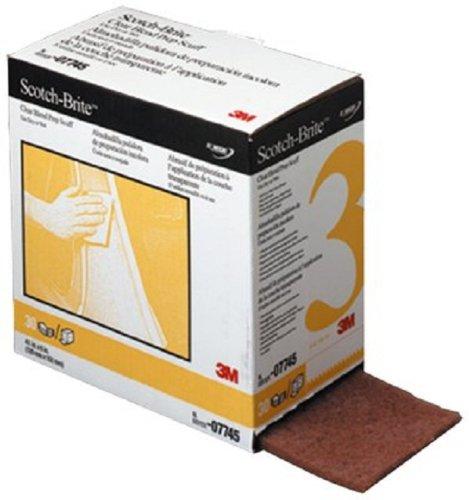 Scotch-Brite(TM) Clear Blend Prep Scuff 07745, Aluminum Oxide, 15' Length x 4-3/4