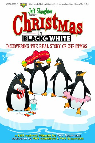 Christmas in Black and White (Split Track CD) by Brentwood Kids Music