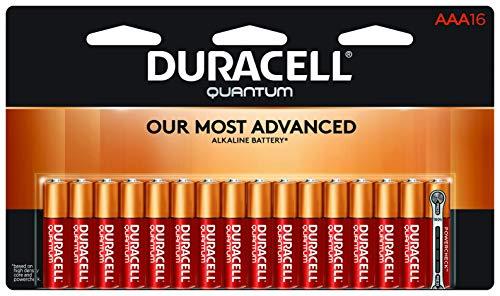 Duracell - Quantum AAA Alkaline Batteries -