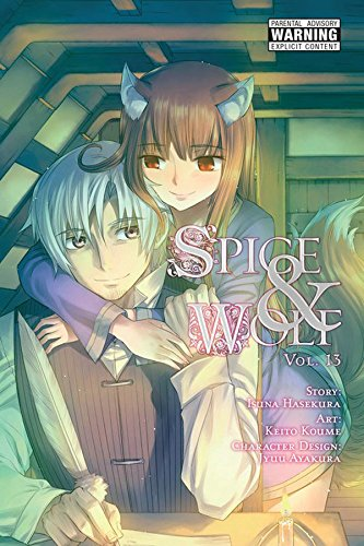 Spice and Wolf, Vol. 13 (manga) (Spice and Wolf (manga)) [Isuna Hasekura] (Tapa Blanda)