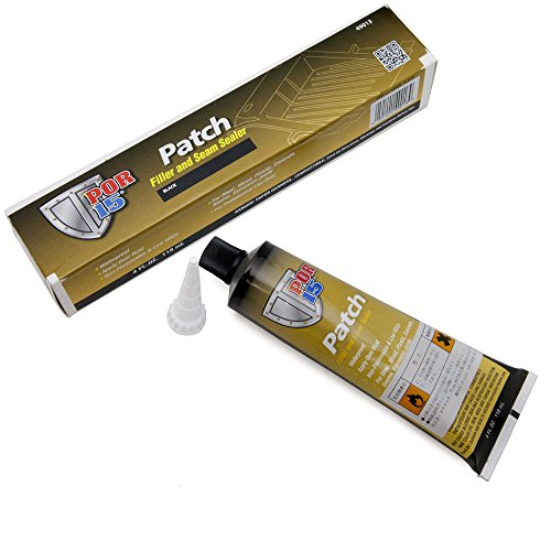 (POR-15 49013 Black POR Patch - 4 oz.)