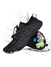 Water Shoes for Women Men Barefoot Quick-Dry Five Toes Sports Pool Walking Beach Shoes