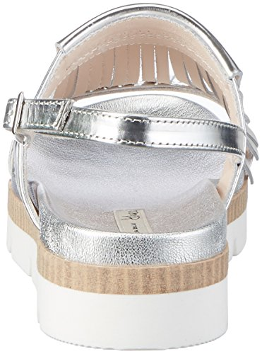 Scarpe Tosca Silber argento Con Blu Plateau Mimosa Donna PBxwp7Bq8