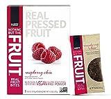 ice cream bites - Nothing But the Fruit Real Fruit Bites, Gluten Free, Vegan Snacks, Raspberry Chia, 0.9 oz. pouch (40 Count)