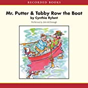Mr. Putter and Tabby Row the Boat | Cynthia Rylant