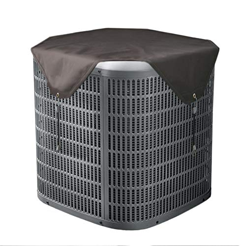 Foozet Winter Top Air Conditioner Cover for Outside AC Unit (Central Air Cover)