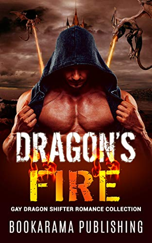 Dragon's Fire: Gay Dragon Shifter Romance Collection (English Edition)