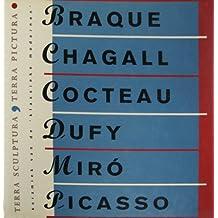Terra Sculptura, Terra Pictura - Braque, Chagall, Duffy, Miro, Picasso by Georges Braque (1995-12-31)